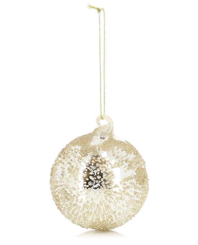 Glass Christmas bauble GOODWILL