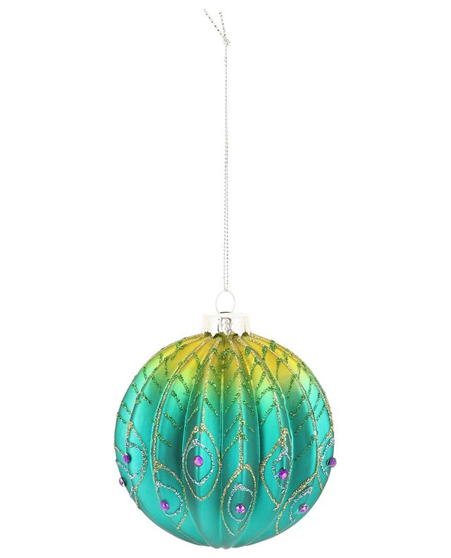 Glass Christmas bauble GISELA GRAHAM