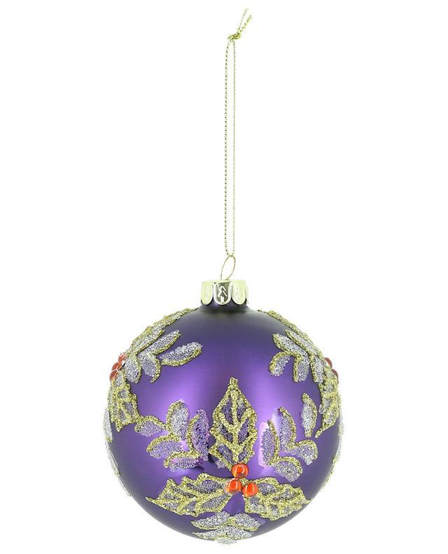 Boule de Noël en verre GISELA GRAHAM