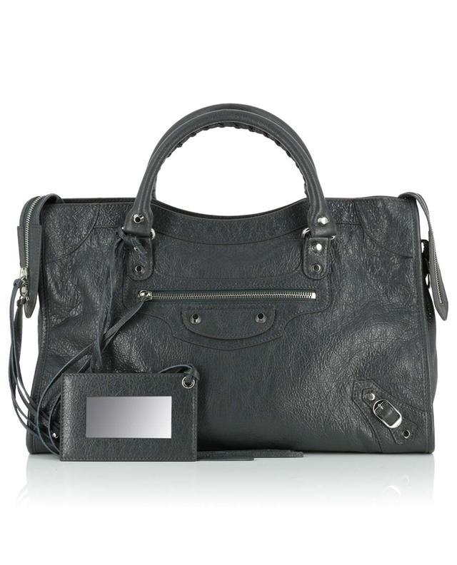 Classic City leather handbag BALENCIAGA