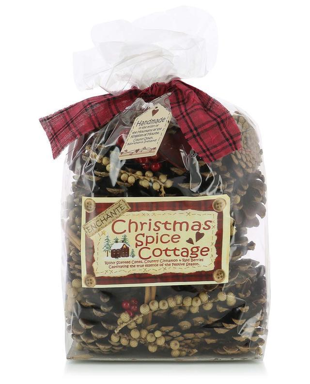 Christmas Spice Cottage potpourri ENCHANTE
