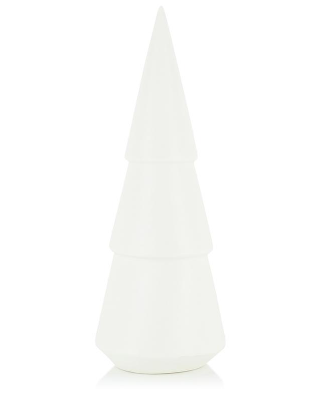 Grosse Tanne mit LED aus Porzellan JOLIPA