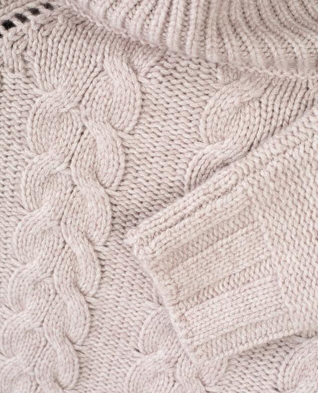 Pull en laine et cachemire mélangés BONGENIE GRIEDER
