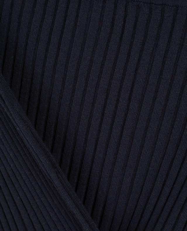Midilanger Strickrock aus Wolle BONGENIE GRIEDER
