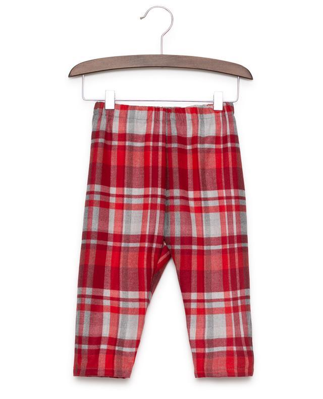Pantalon à carreaux IL GUFO