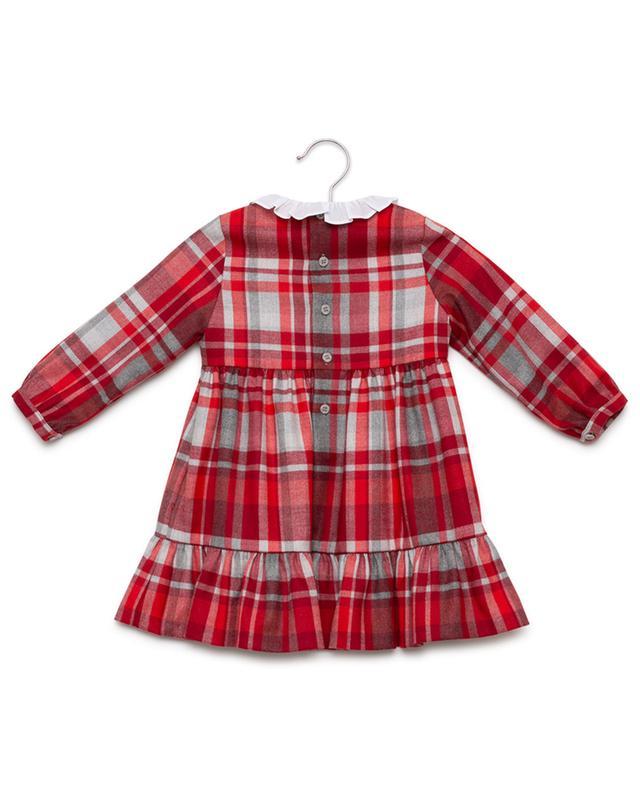 Kleid aus Flanell IL GUFO
