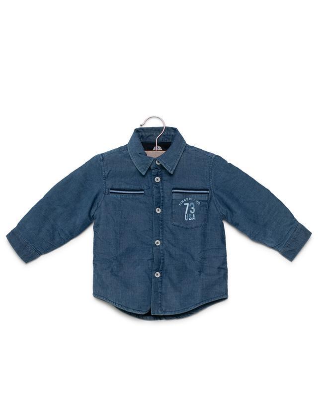 Padded corduroy shirt TIMBERLAND