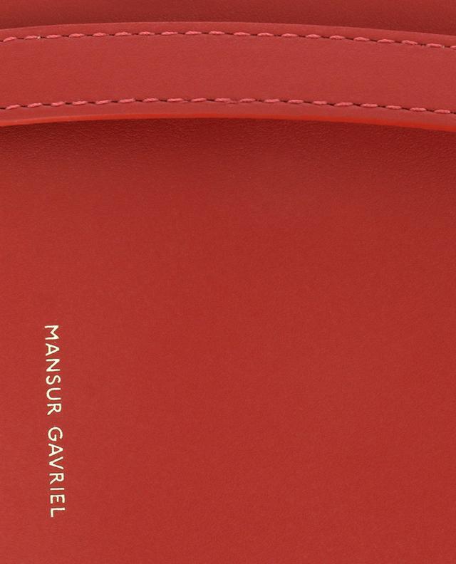 Large leather bucket bag MANSUR GAVRIEL