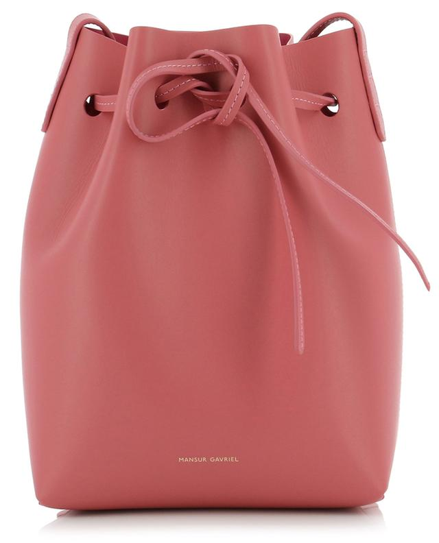 Leather bucket bag MANSUR GAVRIEL