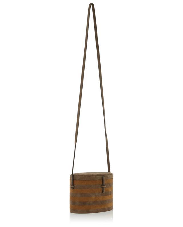 Trunk suede shoulder bag HUNTING SEASON