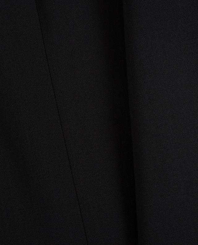 Ärmelloses Kleid aus Wollmischgewebe VICTORIA BECKHAM