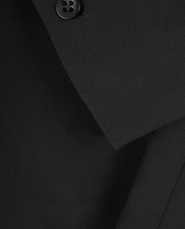 Wool blend short-sleeved top VICTORIA BECKHAM