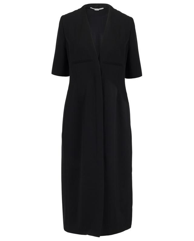 Long wool dress STELLA MCCARTNEY