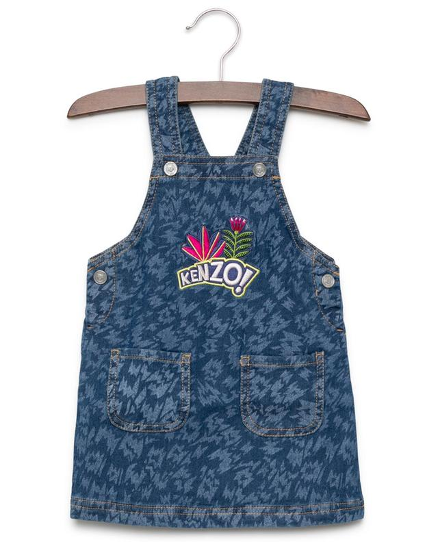Elena denim dress KENZO