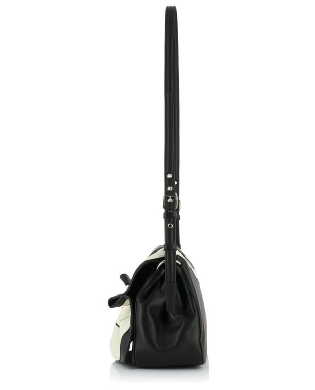 Bloomy leather shoulder bag VALENTINO