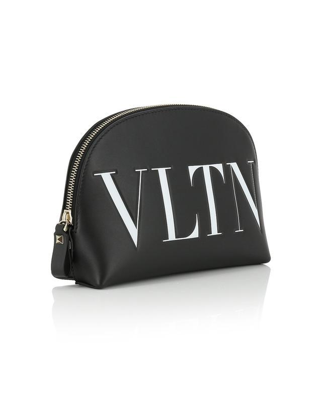 VLTN leather make-up pouch VALENTINO