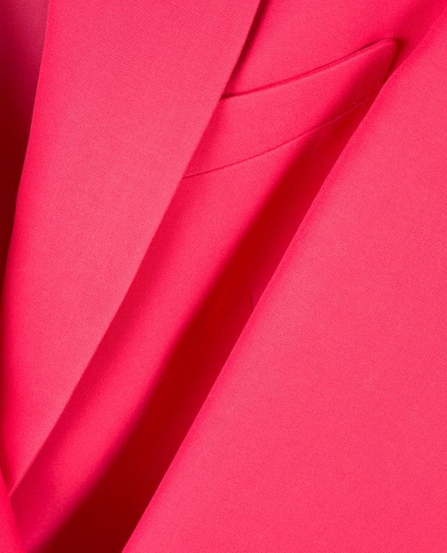 Wool and silk blazer VALENTINO