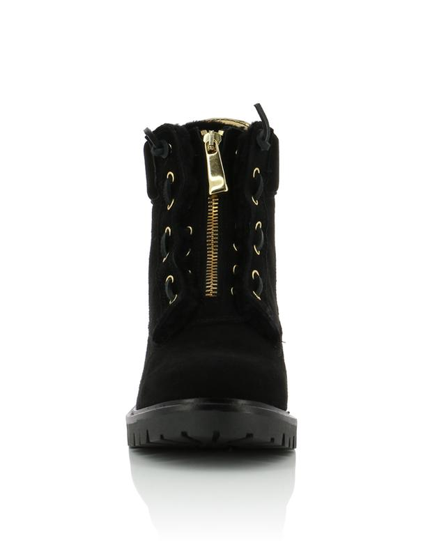 Suede ankle boots BONGENIE GRIEDER