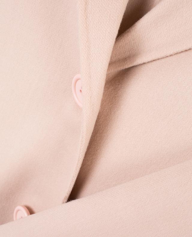 Virgin wool and cashmere coat MANSUR GAVRIEL