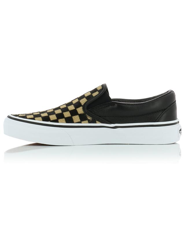 Sneakers Classic Slip-On Checkerboard VANS