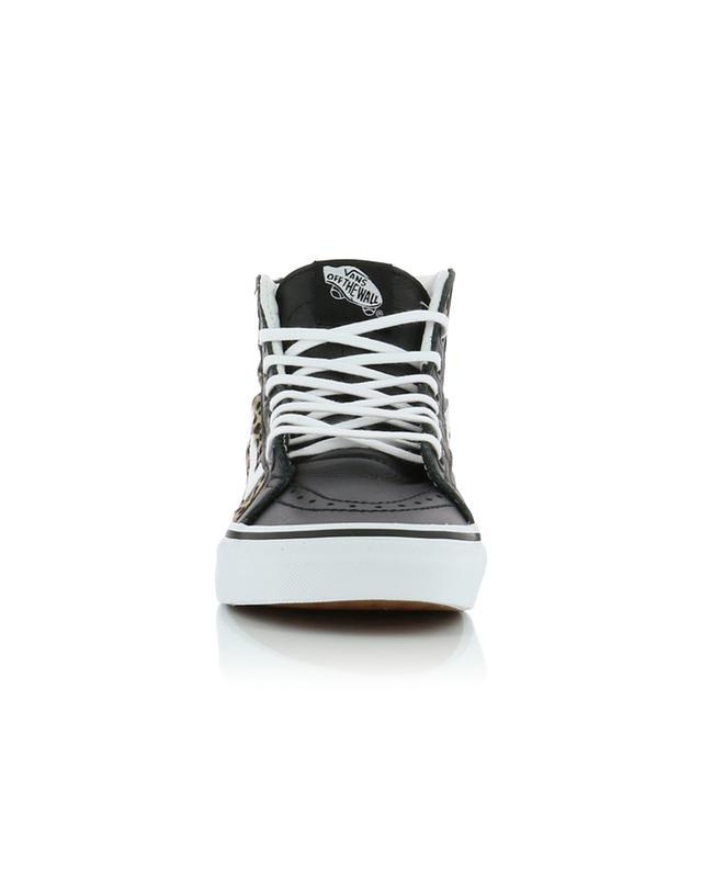 Hohe Sneakers aus Leder SK8-Hi Reissue VANS