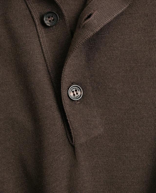 Fine wool jumper ERMENEGILDO ZEGNA