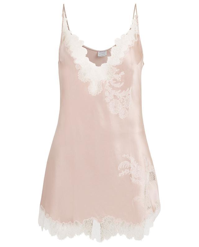 Silk and lace babydoll CARINE GILSON