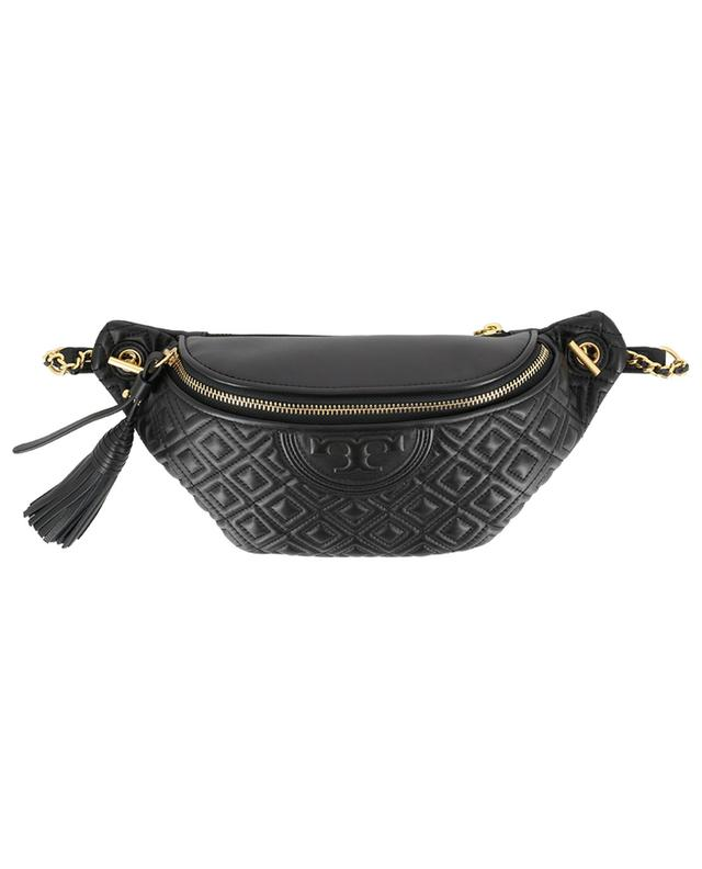 Sac banane en cuir Fleming TORY BURCH
