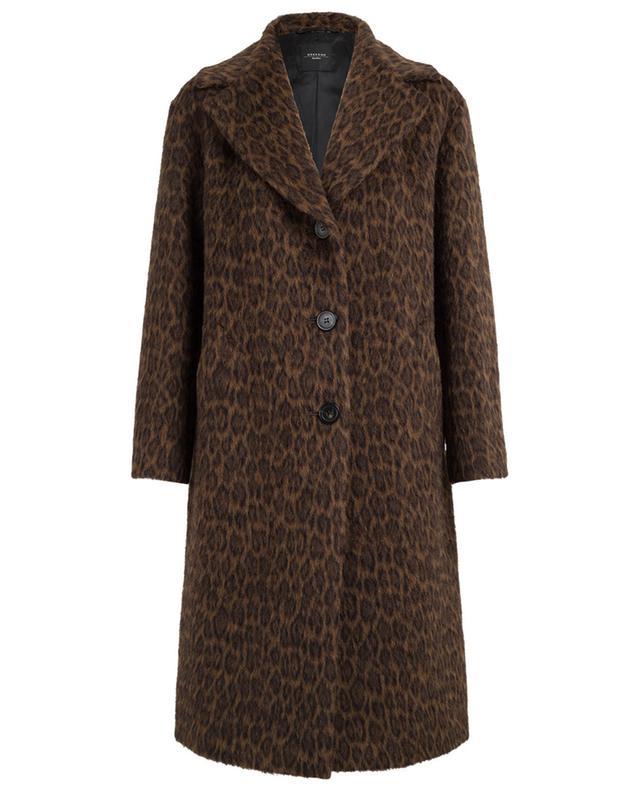 Mantel aus Schurwolle und Alpaka Porta WEEKEND MAXMARA