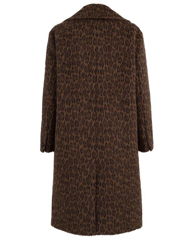 Porta virgin wool and alpaca coat WEEKEND MAXMARA