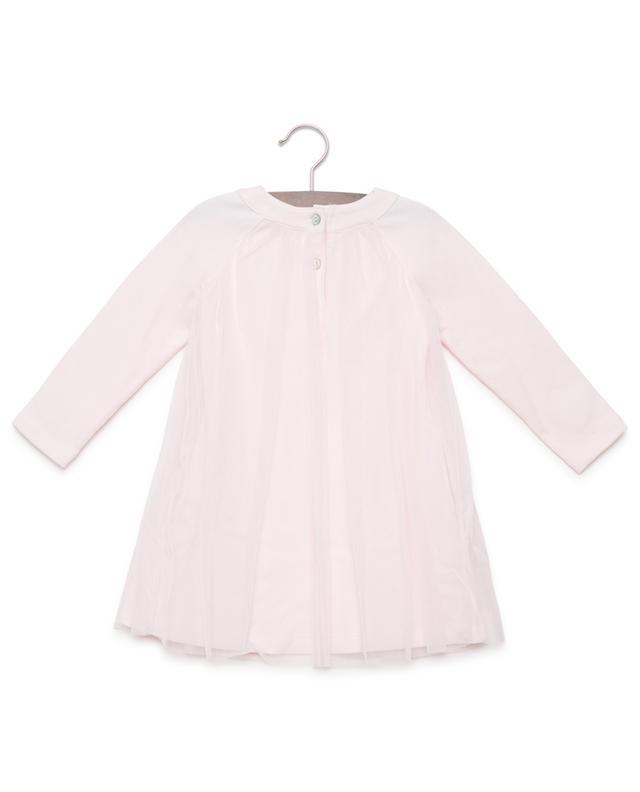 A-förmiges Kleid aus Baumwolle und Tüll PER TE