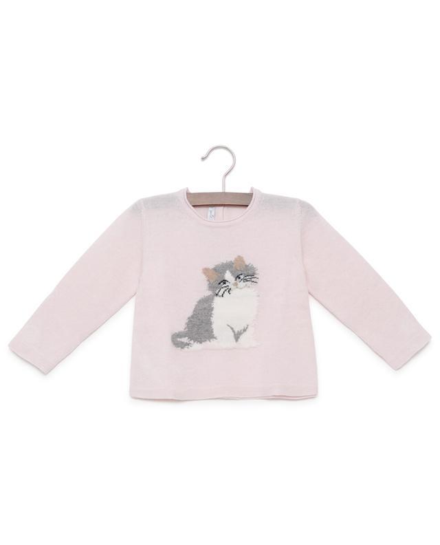 Wool and cashmere jumper PER TE