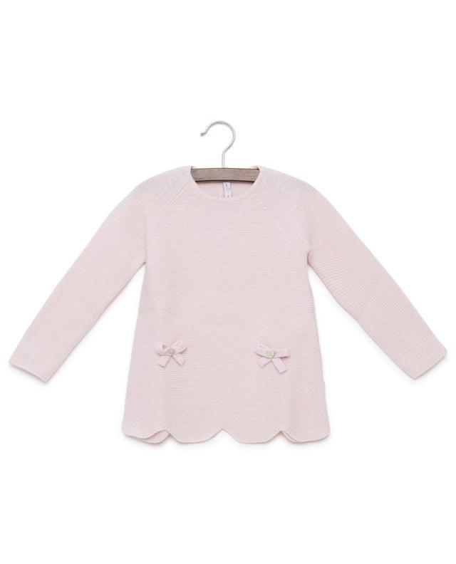 Wool and cashmere jumper dress PER TE