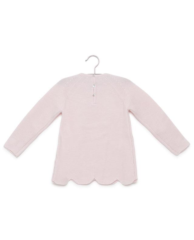 Robe tricot en laine et cachemire PER TE
