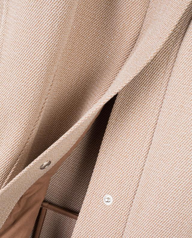 Heavy sleeveless jacket VICTORIA BECKHAM