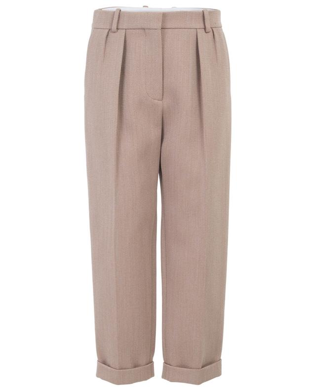 Heavy tailored trousers VICTORIA BECKHAM