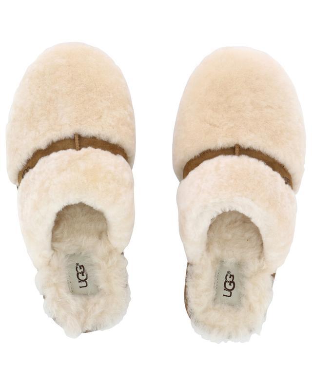 Chaussons en peau lainée Dalla UGG