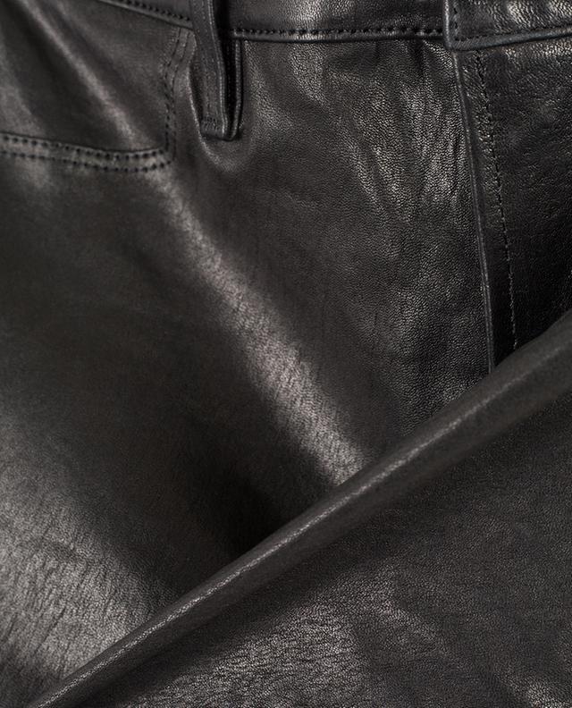 Leggings en cuir Mid-Rise J BRAND