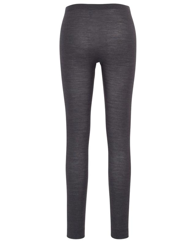 370 Moments Of Opulence wool and silk leggings ZIMMERLI