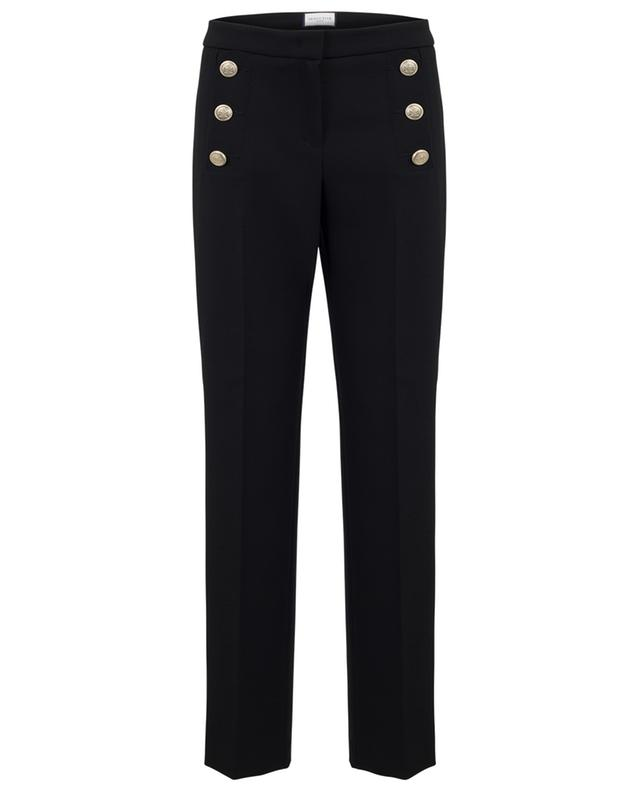 Pantalon droit Sailor SEDUCTIVE