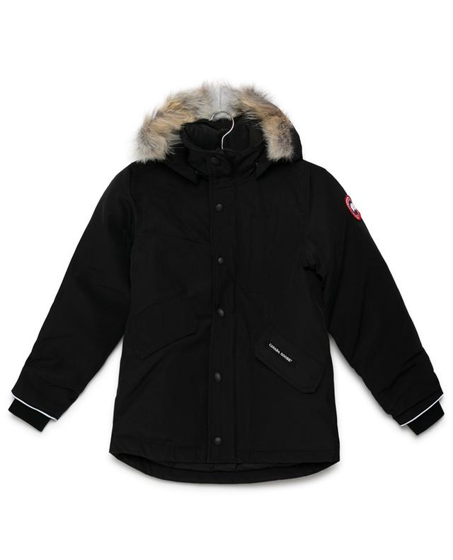 Youth Logan parka CANADA GOOSE
