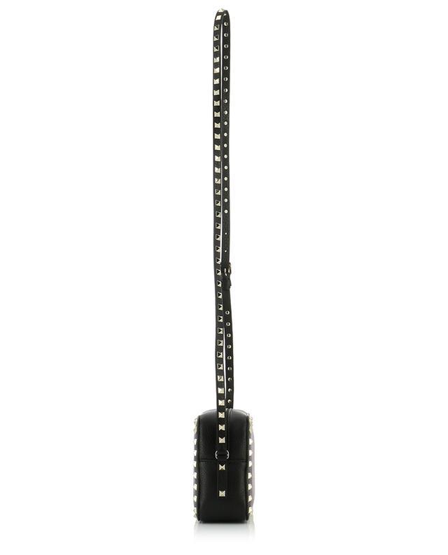 Rockstud grained leather cross-body bag VALENTINO