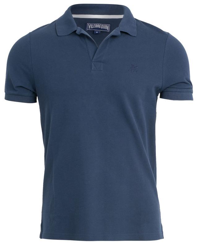 Piqué cotton polo shirt VILEBREQUIN