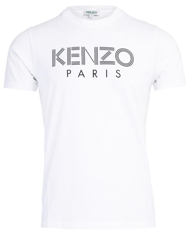 09313faf KENZO Classic Kenzo Paris printed T-shirt - Bongénie-Grieder