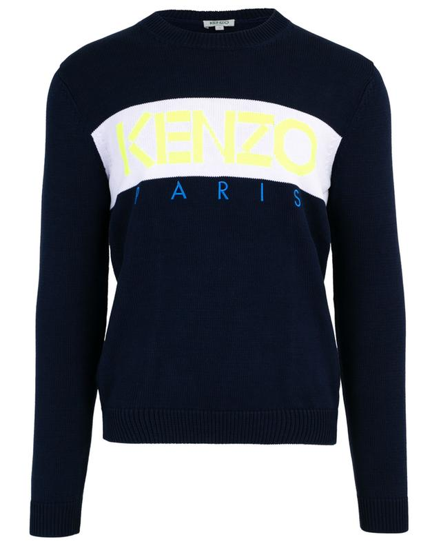 Kenzo Paris cotton jumper KENZO