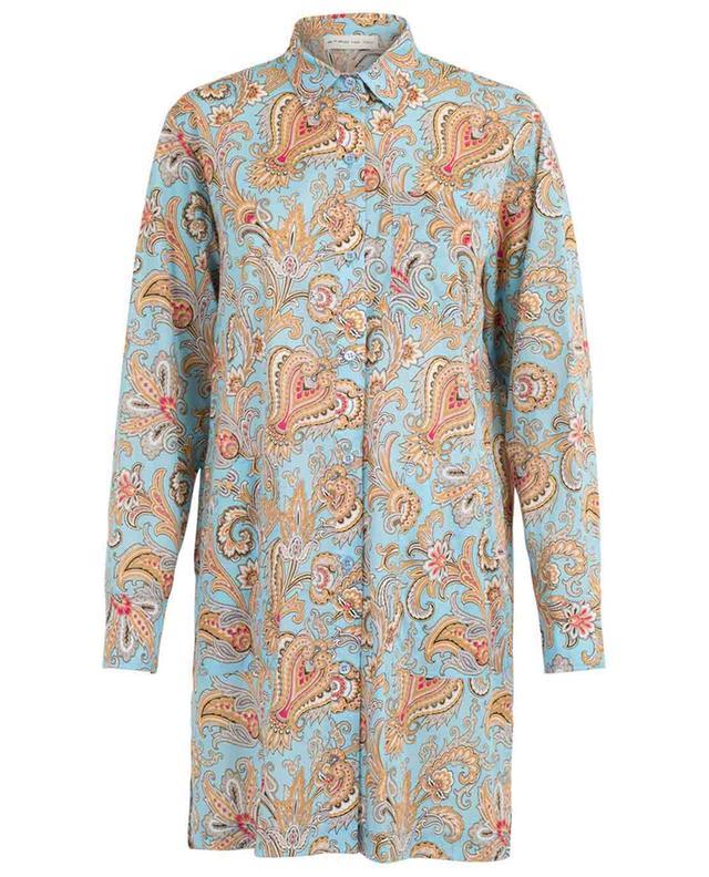 Robe chemise de plage Paisley ETRO