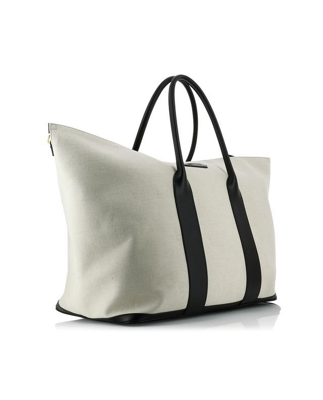 Reisetasche aus Stoff und Leder TOM FORD