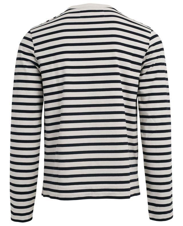 Gestreiftes T-Shirt aus Baumwolle JOSEPH