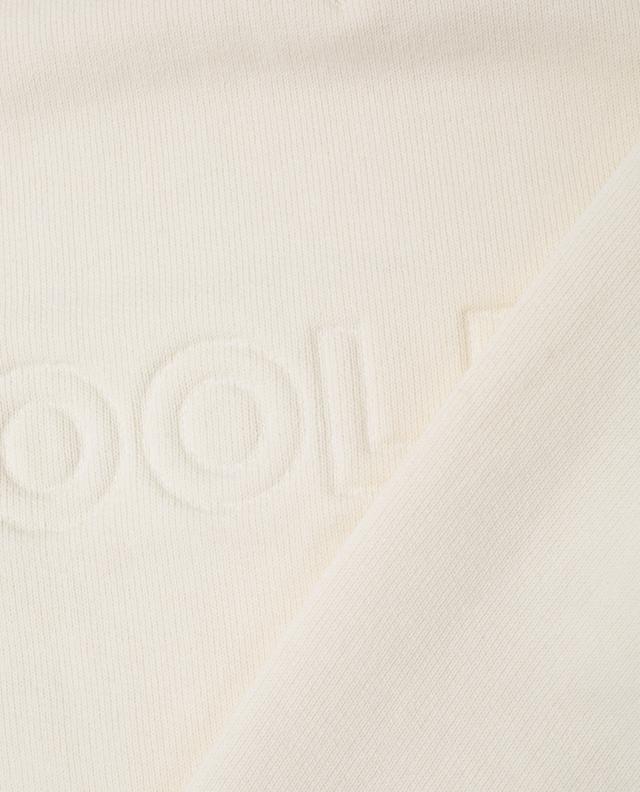 Sweatshirt mit Stepp-Logo WOOLRICH