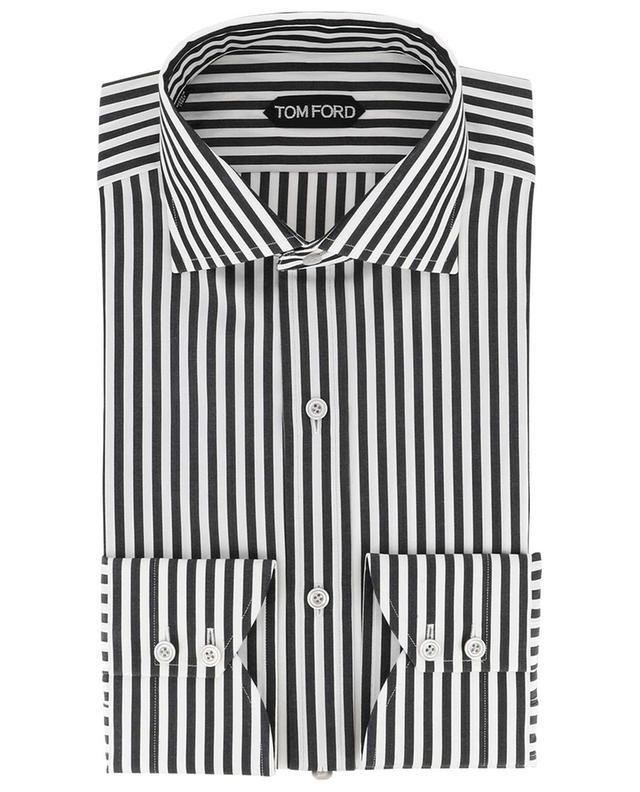 Chemise rayée Summer Stripe TOM FORD